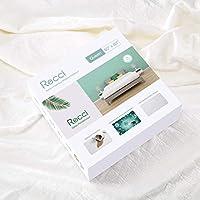 RECCI Premium Bamboo Waterproof Mattress Protector (Queen)