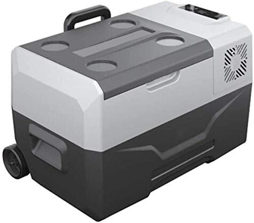 Refrigerador de coche Caja del refrigerador del refrigerador del automóvil Caja de enfriador eléctrica para automóviles 24V / 12V / 220-240V (30L / 40L / 50L) Coche Mini refrigerador ... Refrigerador