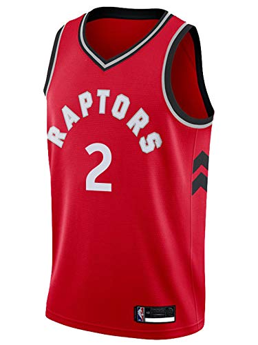 Kawhi Leonard Toronto Raptors #2 Official Youth 8-20 Home Alternate Road Swingman Jersey (Kawhi Leonard Toronto Raptors Red Icon Edition, 10-12)