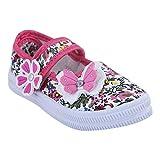 BUNNIES Baby Girls' Pink Modern Shoes -5 UK/1-1.6 Years
