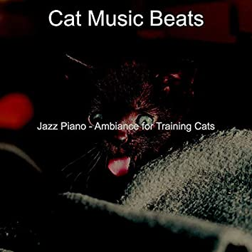 Jazz Piano - Ambiance for Training Cats