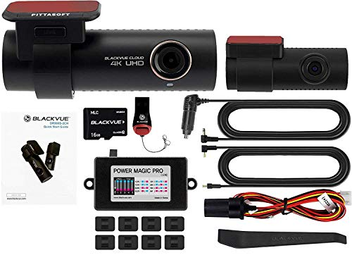 Blackvue DR900S-2CH with Power Magic Pro...