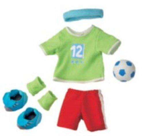 3671 - HABA - Kleiderset Bastian für 38 cm große Puppen