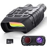 BNISE Night Vision Binoculars Digital Infrared Camera for Hunting - 950ft Night Vision