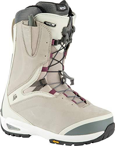Nitro Damen Bianca TLS Boot´21 Snowboardboot, Bone, 245