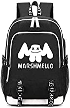 DJ MARSHMELLO Backpack Women Men Daily Backpacks Bangtan Boys Printing Laptop Backpack Teens Students School Travel Bag