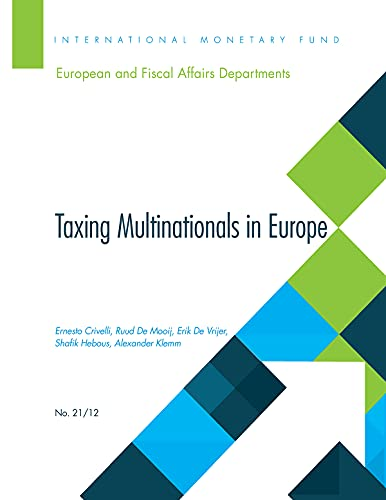 Taxing Multinationals in Europe (Departmental Papers) (English Edition)