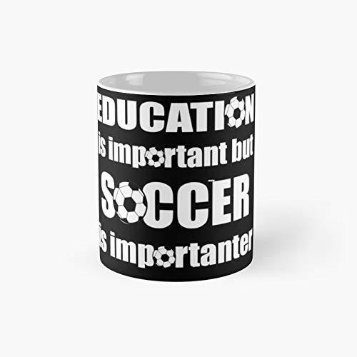 Soccer Is Importanter Classic Mug - 11 Oz.