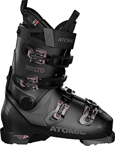 ATOMIC HAWX Prime LTD W GW, Botas de esquí Mujer, Black/Rose Gold,...