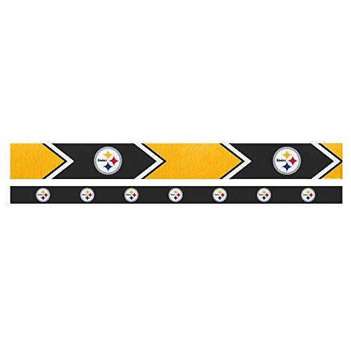 NFL Pittsburgh Steelers Headband Set