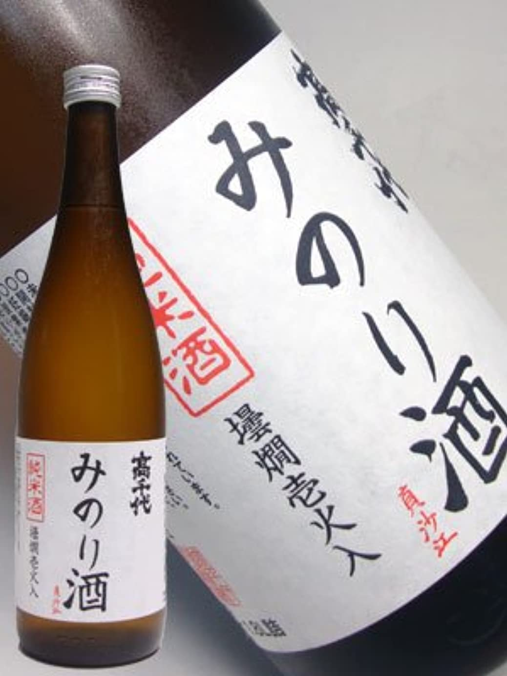 人口フィードめまい高千代酒造 みのり酒 秋季限定純米酒720ml