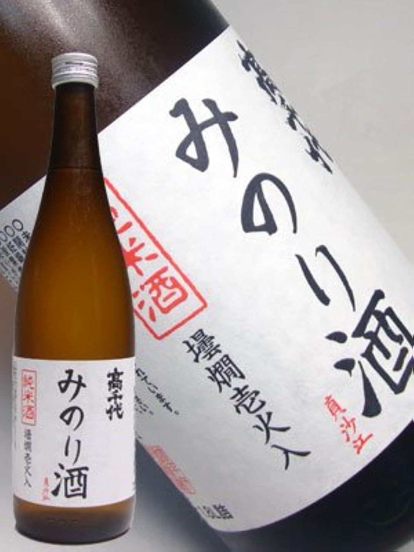 その後市区町村怖がらせる高千代酒造 みのり酒 秋季限定純米酒720ml
