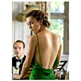 Poster Keira Knightley Britische Schauspielerin Leinwand