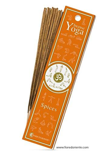 Spices Yoga Incense 10sticks Fleur d'Orient