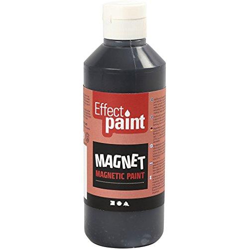 Magnetfarbe, schwarz, 250ml