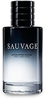 Dior Sauvage (ディオール サベージュ ) 3.4 oz (100ml) After Shave Lotion (アフターシェーブローション) by Christian Dior for Men