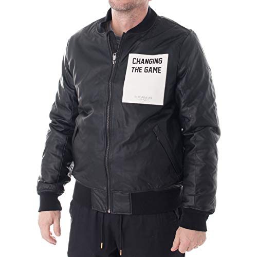roca wear Game Jacket schwarz