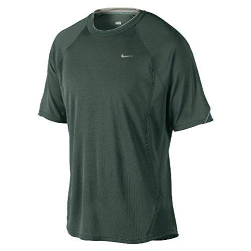 Nike Damen Victory Compression Print Sport-BH, Black/(White), M