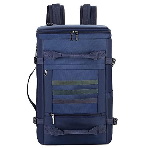 QIANJINGCQ Mochila de todo fósforo de moda para exteriores, simple, diseño de gran capacidad, bolsa de viaje, estudiante de secundaria, mochila escolar para hombres y mujeres, mochila impermeable