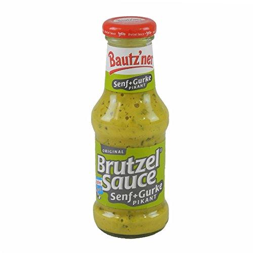 Bautzner Brutzel Sauce Pikant (250 ml)