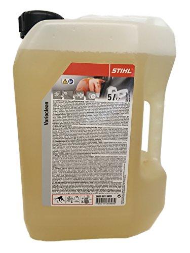 Stihl Varioclean Spezialreiniger 5 Liter Kanister löst Harz, biologische Kettenöle