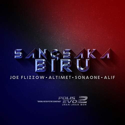 Joe Flizzow, Altimet, SonaOne & Alif