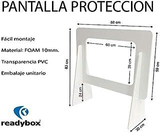 MAMP001 Pantalla de Protección de cartón foam, para