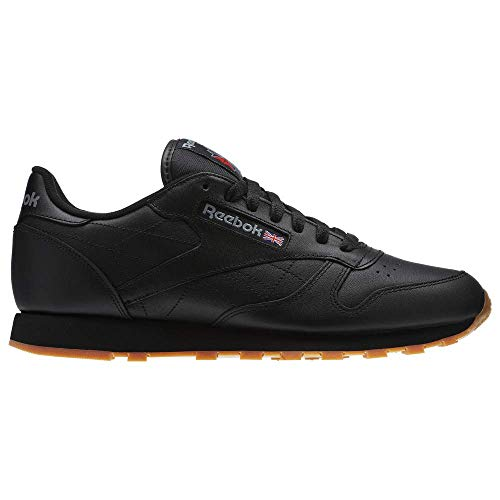 Reebok Reebok Classic Leather Shoe,Black/Black/Black,6 M US Toddler