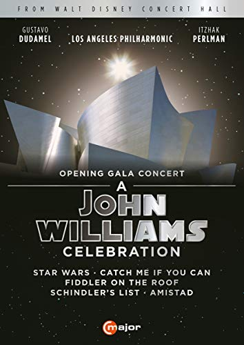 A John Williams Celebration (Opening Gala Concert - Los Angeles 2014) [DVD]