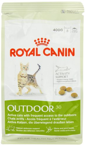 Royal Canin Feline Outdoor 30, 1er Pack (1 x 400 g)