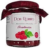 Mermelada Artesana Don Ramiro De Frambuesa. 100% Natural Elaborado con 70gr De Fruta por 100gr. P.neto 250gr.