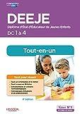 Préparation complète pour réussir sa formation DEEJE DC 1 à 4 - Diplôme d'Etat d'Educateur de jeunes enfants