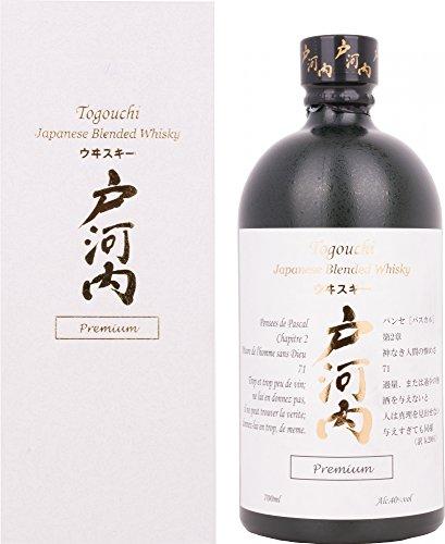 Togouchi Chugoku Jozo Togouchi Premium Japanese Whisky, 700 ml