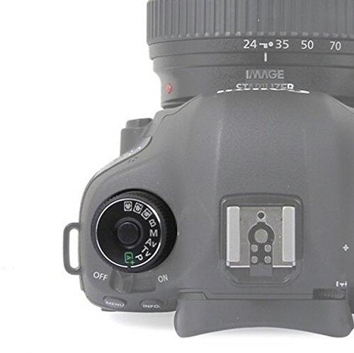 Pixco Cappuccio interfaccia Piastra modalità quadranteOEM Pezzo di Ricambio per CanonEOS5d Mark III Digital Riparazione della Fotocamera