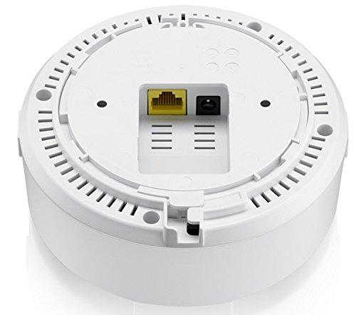 Zyxel Wireless Access Point mit Dual-Band 802.11ac PoE als Standalone- oder Controller-Managed Gerät mit internen Antennen [NWA5123-AC]
