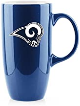 NFL St. Louis Rams Tall Ceramic Coffee Mug, 18 oz.