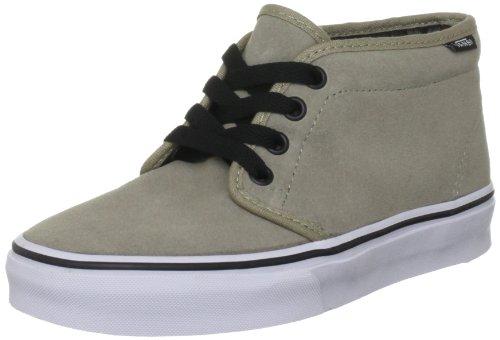 Vans Chukka Boot VEGTLFY, Unisex - Erwachsene Skateboardschuhe, Braun (Dune/True White), 34,5 EU / 2,5 UK