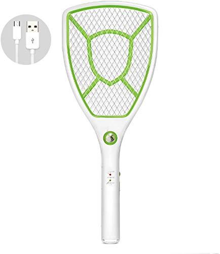 Haojie Mosquitero eléctrico SWITT USB Recargable Mosquito Asesino