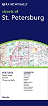 Rand Mcnally St. Petersburg, Pinellas County, Florida: Local Street Detail (Rand McNally Folded Map: Cities)