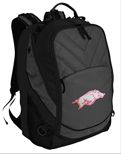Broad Bay Best Womens University of Arkansas Backpack Laptop Computer Bag