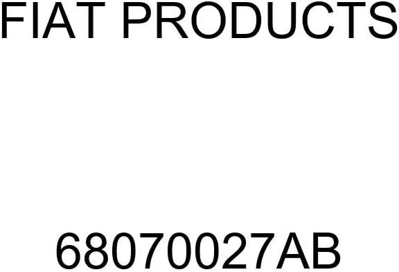 Genuine Fiat 68070027AB Superior Door Lattachment sale Front