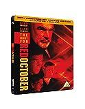 The Hunt For Red October - Steelbook (2 Blu-Ray) [Edizione: Regno Unito] [Italia] [Blu-ray]