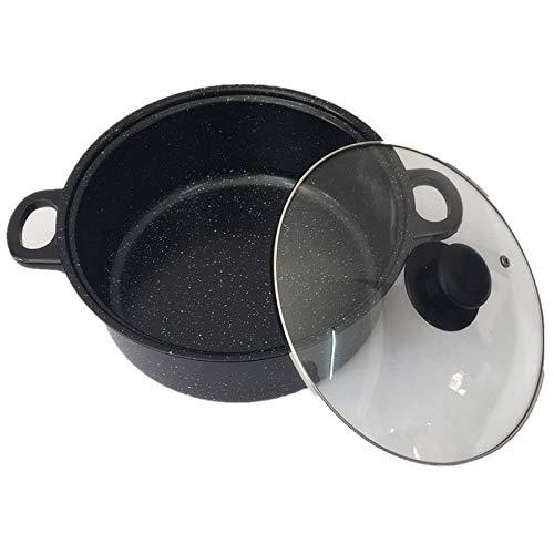 SNOLEK Value Set Pot, maifan Stone Multi-Piece Set