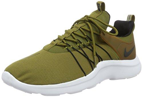Nike Herren Darwin Laufschuhe, Grün (Olive Flak/Olive Flak-Black), 41 EU