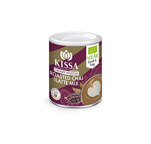 KISSA Roasted Chai for Latte Mix Biologico 120g
