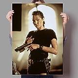ARTMERLOD Poster Tomb Raider Film Leinwand Poster Familie