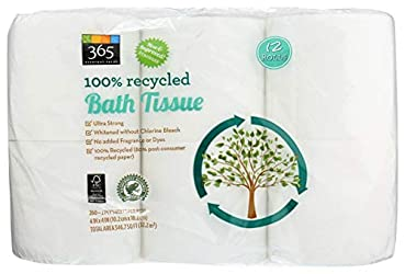 365 Everyday Value, Bath Tissue, 12 ct