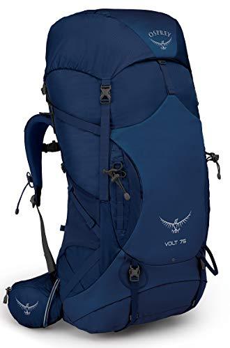 Osprey Packs Volt 75 Backpacking Pack, Portada Blue, One Size
