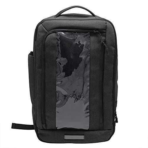 Qanba Shield Display Window Travel Backpack