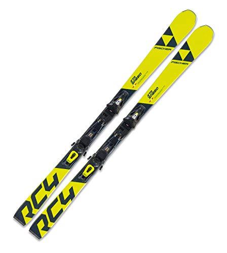 Fischer Ski XTR RC4 Speed 165cm Rentaltrack Modell 2020 + Bindung RS10 PR Powerrail